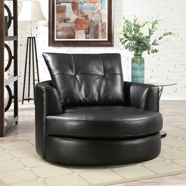 mckee leather swivel chair pinterest leather swivel chair rh pinterest co uk