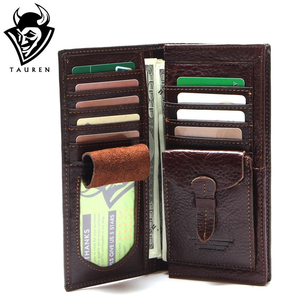 Soft Cow Leather Wallet Very Small ideal for Shirt Pocket and Small Notes Tan