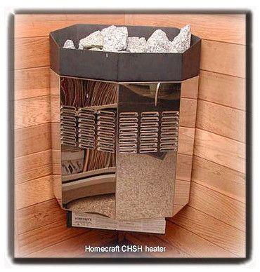 Diy Sauna Kit 4 X 4 Complete Sauna Room Package 4 Kw Electric