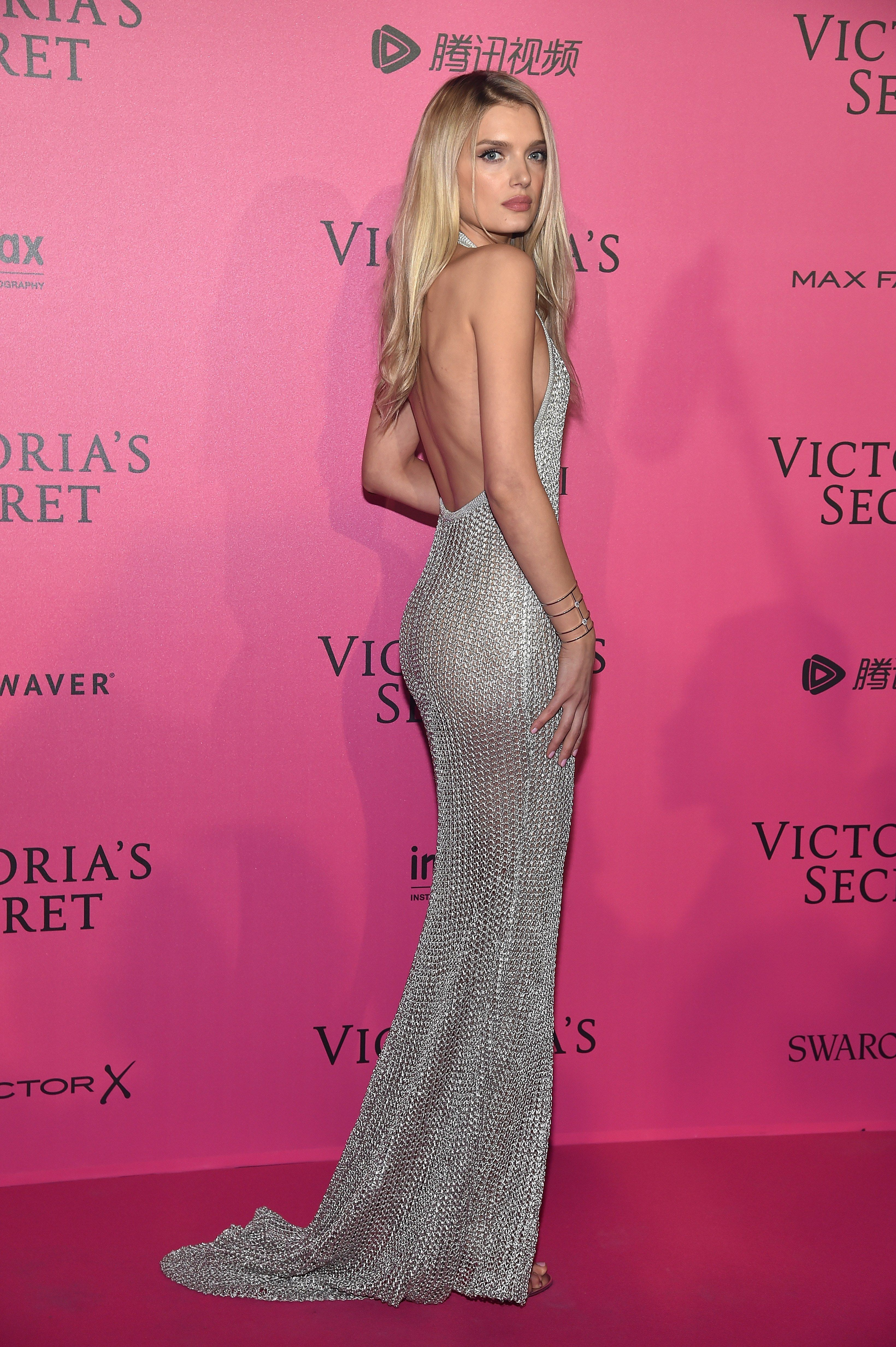 See Every. Single. Sexy Dress from the Victoria\'s Secret After-Party