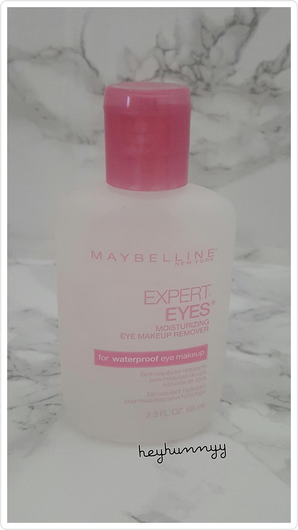 REVIEW Maybelline Expert Eyes Moisturizing Eye Makeup