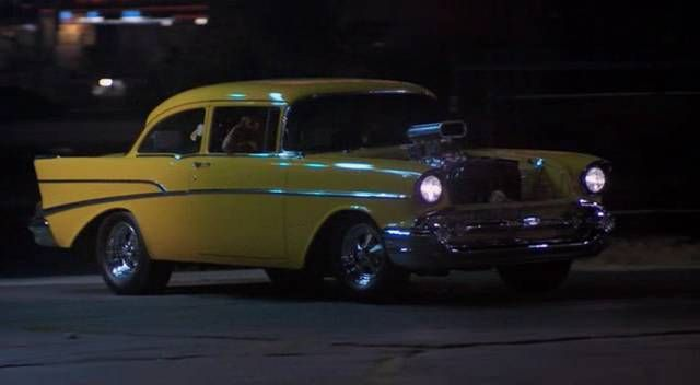 1957 Chevy 210 Driven By Tony Danza In The 1980 Comedy The