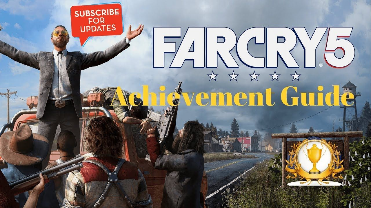 Far Cry 5 Razing The Steaks Story Mission Walkthrough