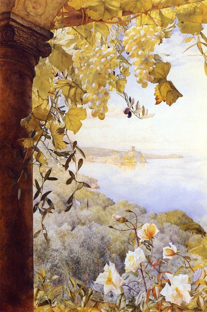 Henry Roderick Newmann- Italy