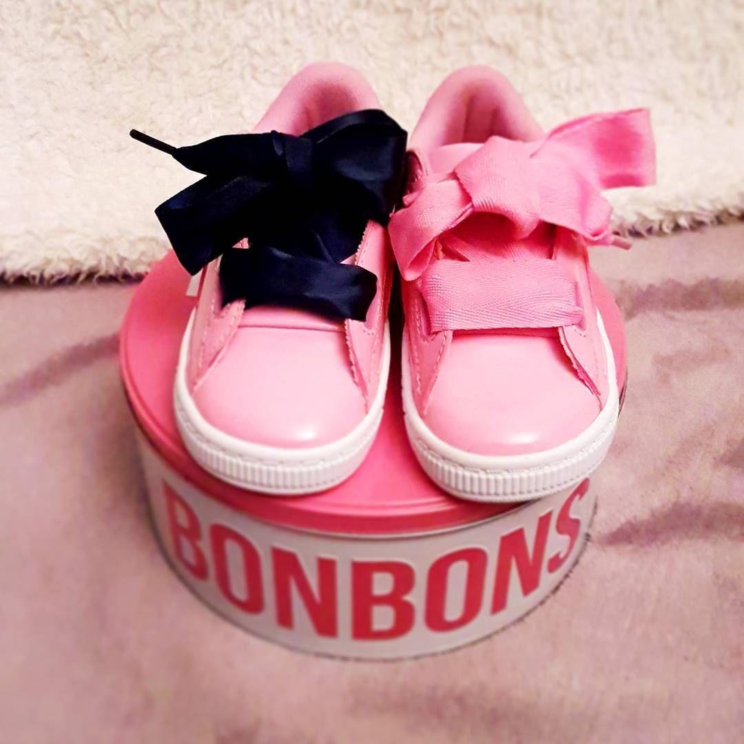 chaussure puma heart enfant