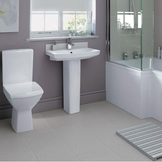 Bathroom Sinks Homebase shower baths - 10 brilliant buys | bathroom photos, bath and floor
