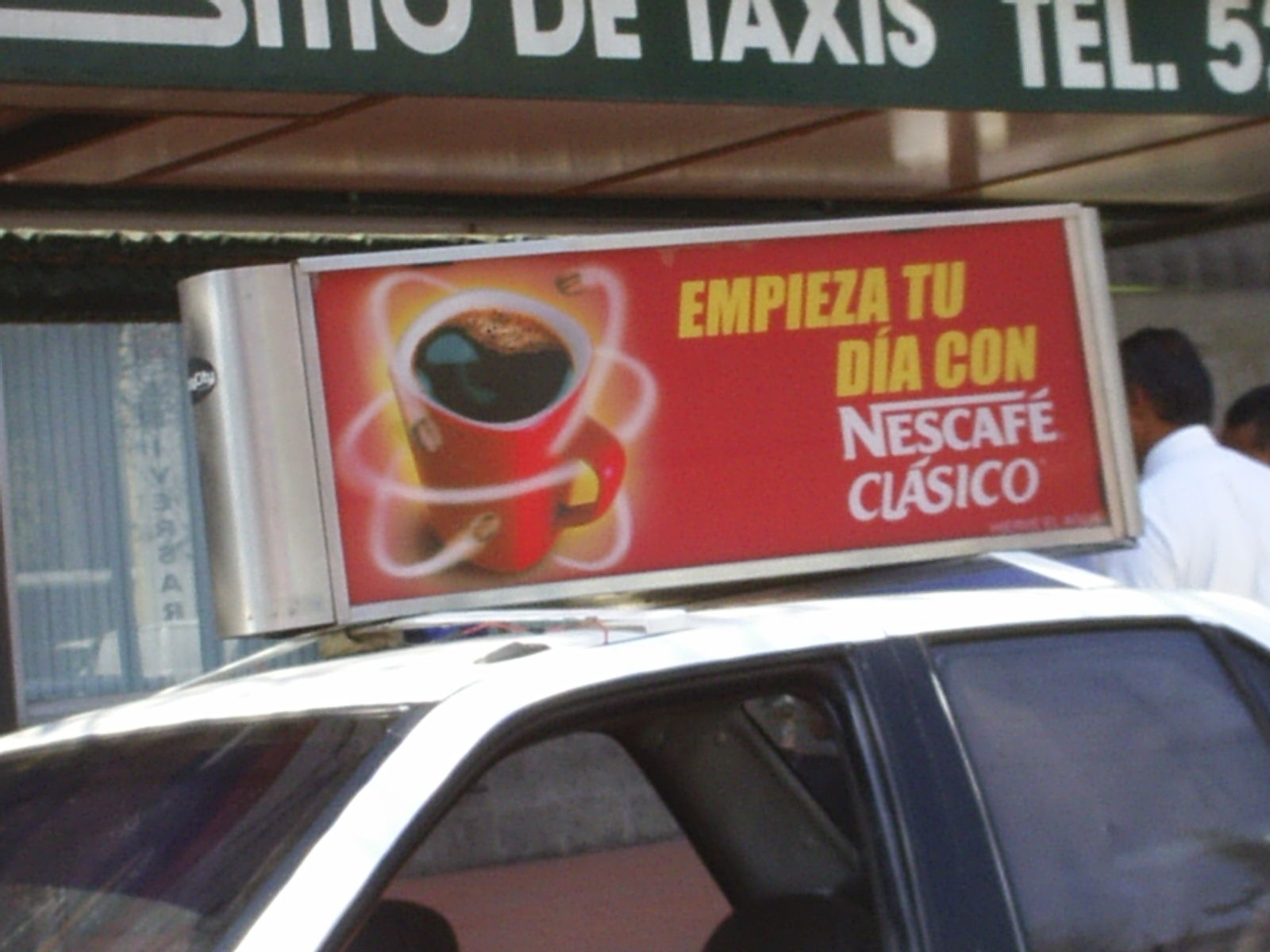 Nescafé Clássico - Cidade do México