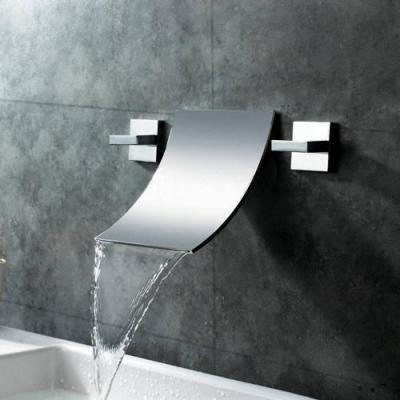 Diseño Grifo Curvo p/Realizar en Cemento Cascada generalizada grifo ...