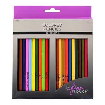 Artist Colored Pencils 48 Piece Set Artsy Fartsy Colored
