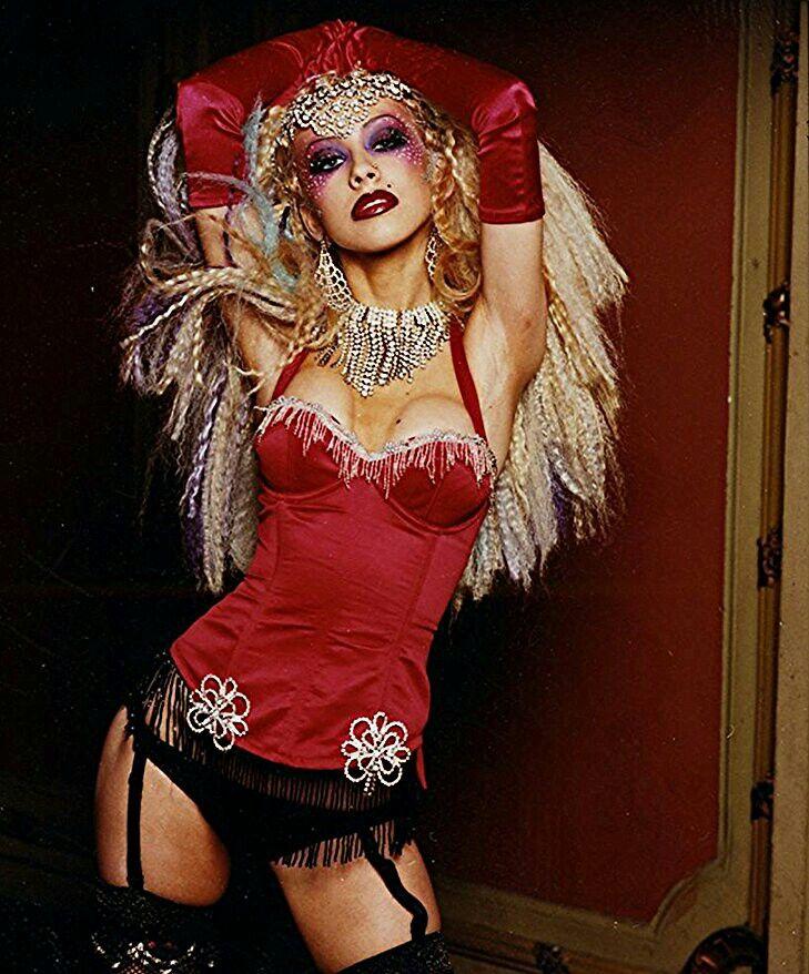 Lady Marmalade Christina Aguilera burlesque  sc 1 st  Pinterest & Lady Marmalade Christina Aguilera burlesque | My inspiration ...