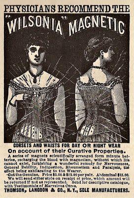 Victorian Era Advertisements : victorian, advertisements, Daydream, Factory:, VICTORIAN, WITCHCRAFT, Vintage, Medical,, Advertisements,, Victorian