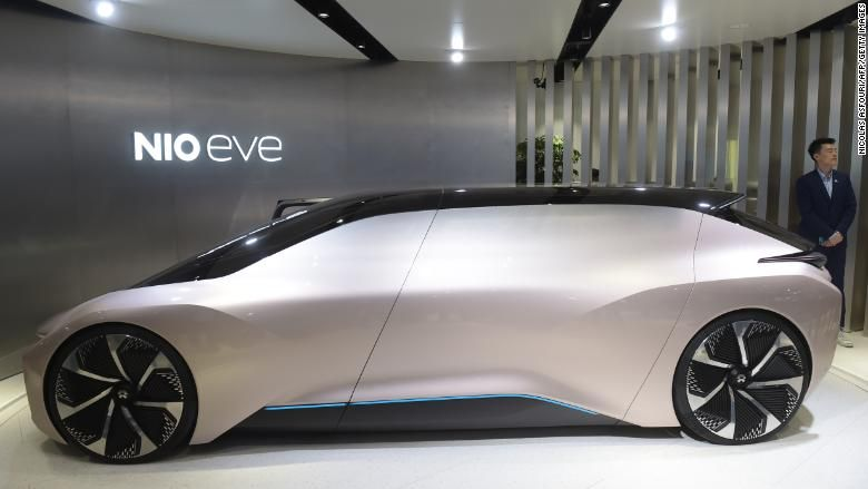 China S Tesla Fighter Plans To Go Public In New York Concept Cars Ev Cars Future Car
