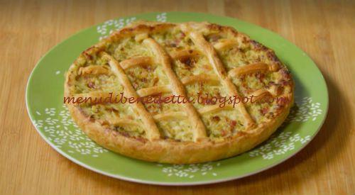 3e802f224da92f948a322410d4c1156e - Ricette Torte Salate Benedetta Parodi