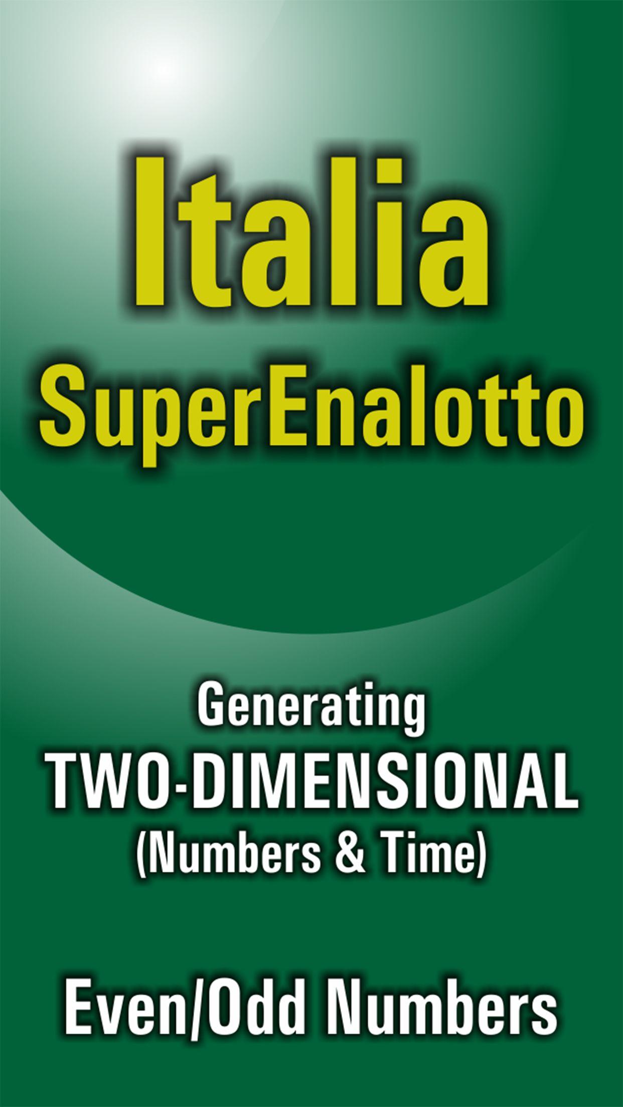 SuperEnaLotto Lotto winners
