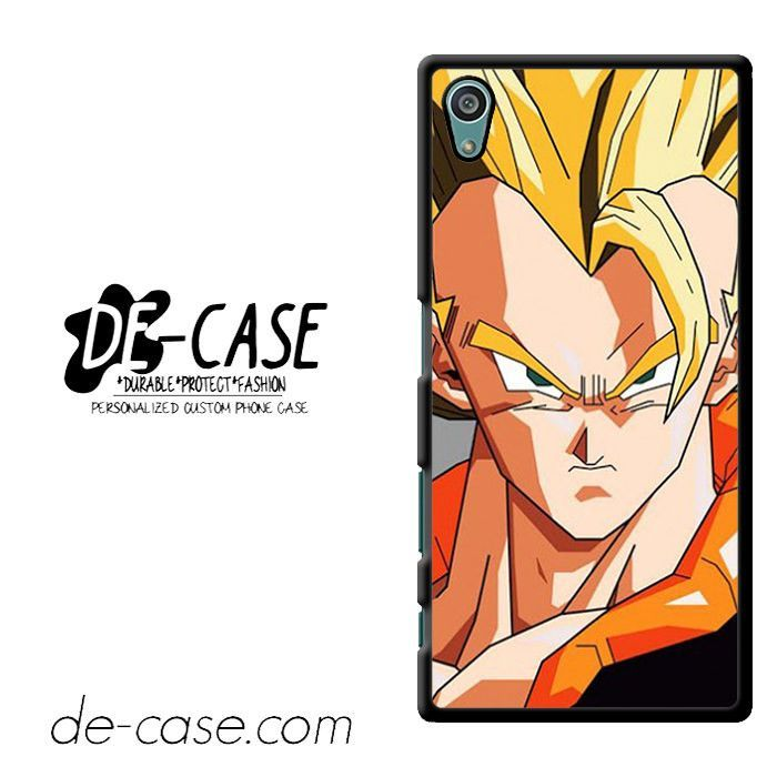 Sper Saiyan Fusion DEAL-9859 Sony Phonecase Cover For Xperia Z5