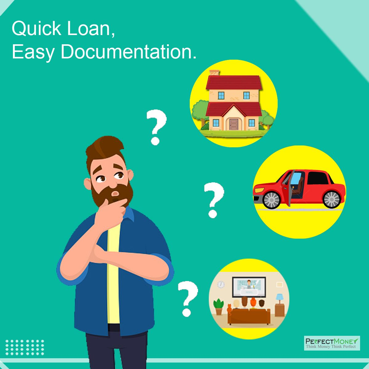 Our Services Designed As Per Your Unique Needs Call Us Today 91 9169 500 500 And Get The Best Deals On Pe Personal Loans Online Perfect Money Best Loans