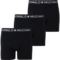 Photo of Muchachomalo Boxerhort 3er-Pack chwarz 185 Muchachomalo