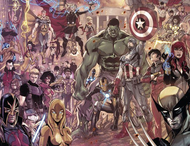 Avengers (Earth-616), Euroforce (Earth-616), Next Avengers (Earth