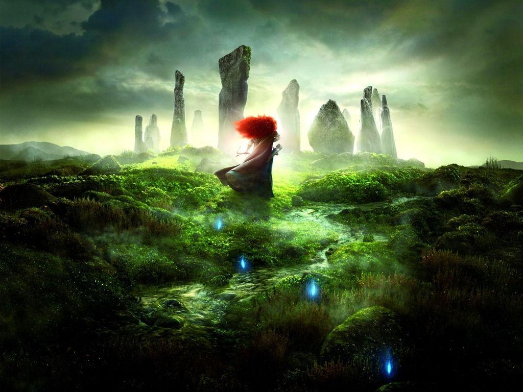 #Disney #Brave #Merida