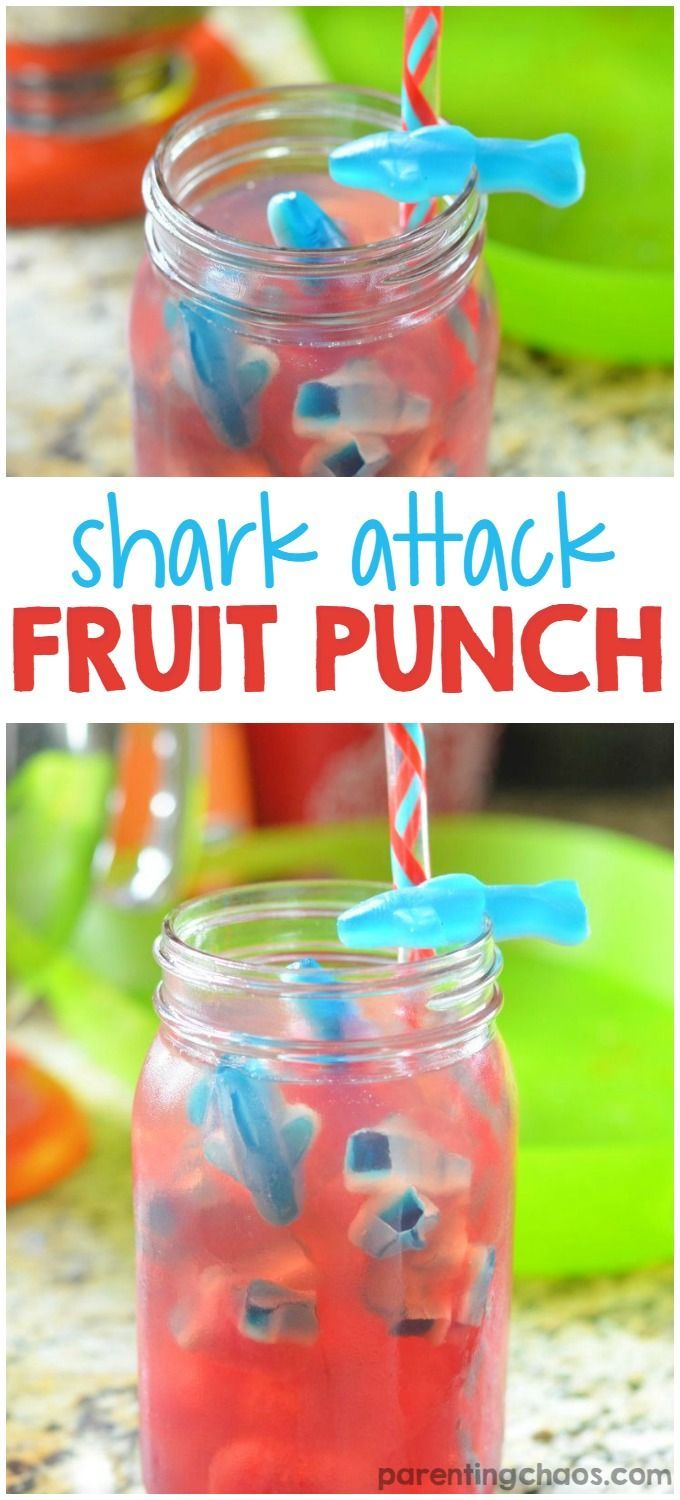 Shark Attack Punch!