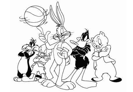 Dibujos infantiles para colorear id es dessin bunny coloring pages disney coloring pages et - Coloriage bugs bunny a imprimer ...