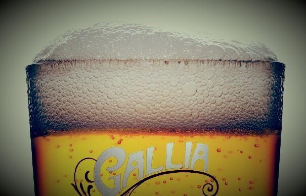 Avec ce soleil avouez que cela donne envie de savourer une bonne bière !