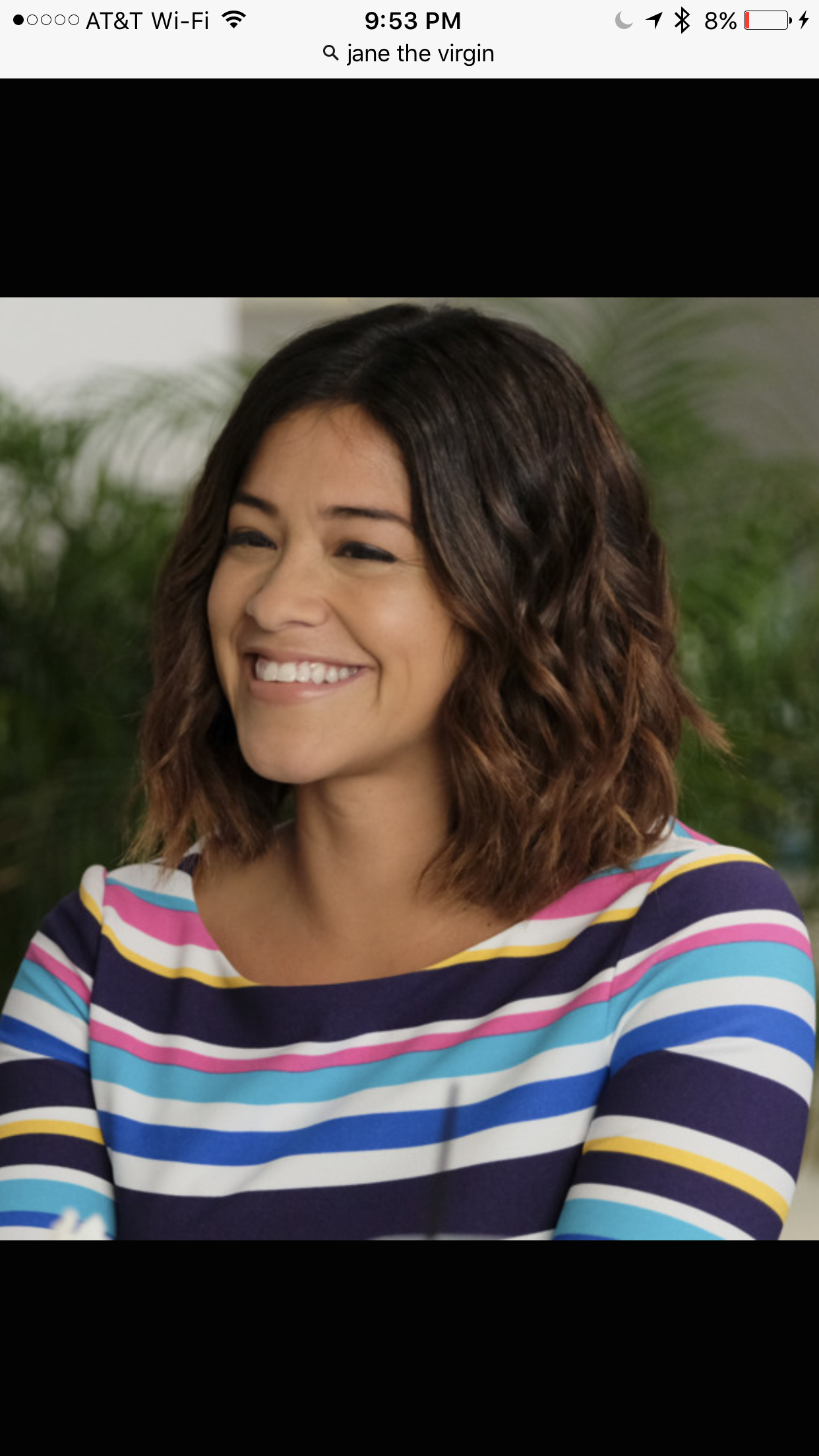 Pin by Maria Trees on Hair  Jane the virgin, Gina rodriguez, Hair
