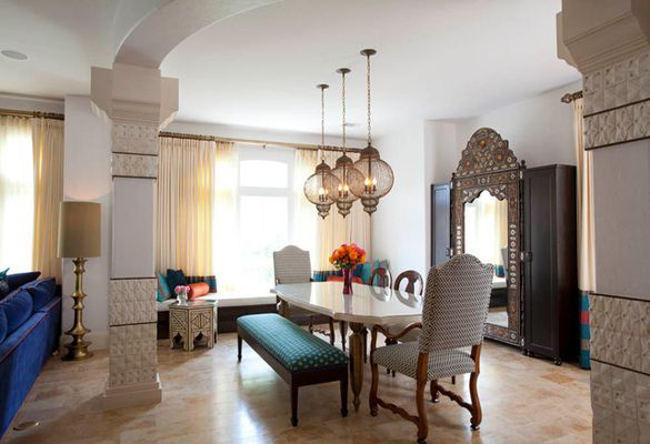 Home Office Morocco Moroccan Living Room Moroccan Interiors Moroccan Dining Room