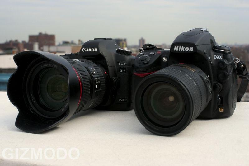 Canon 5d Mark Ii Vs Nikon D700 Review Shoot Out Nikon D700 Canon 5d Nikon