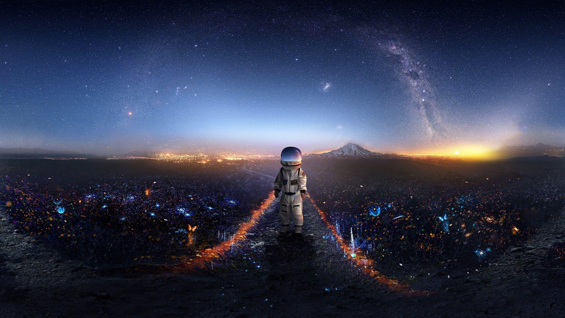 1920x1080 astronaut amazing wallpaper image Astronaut