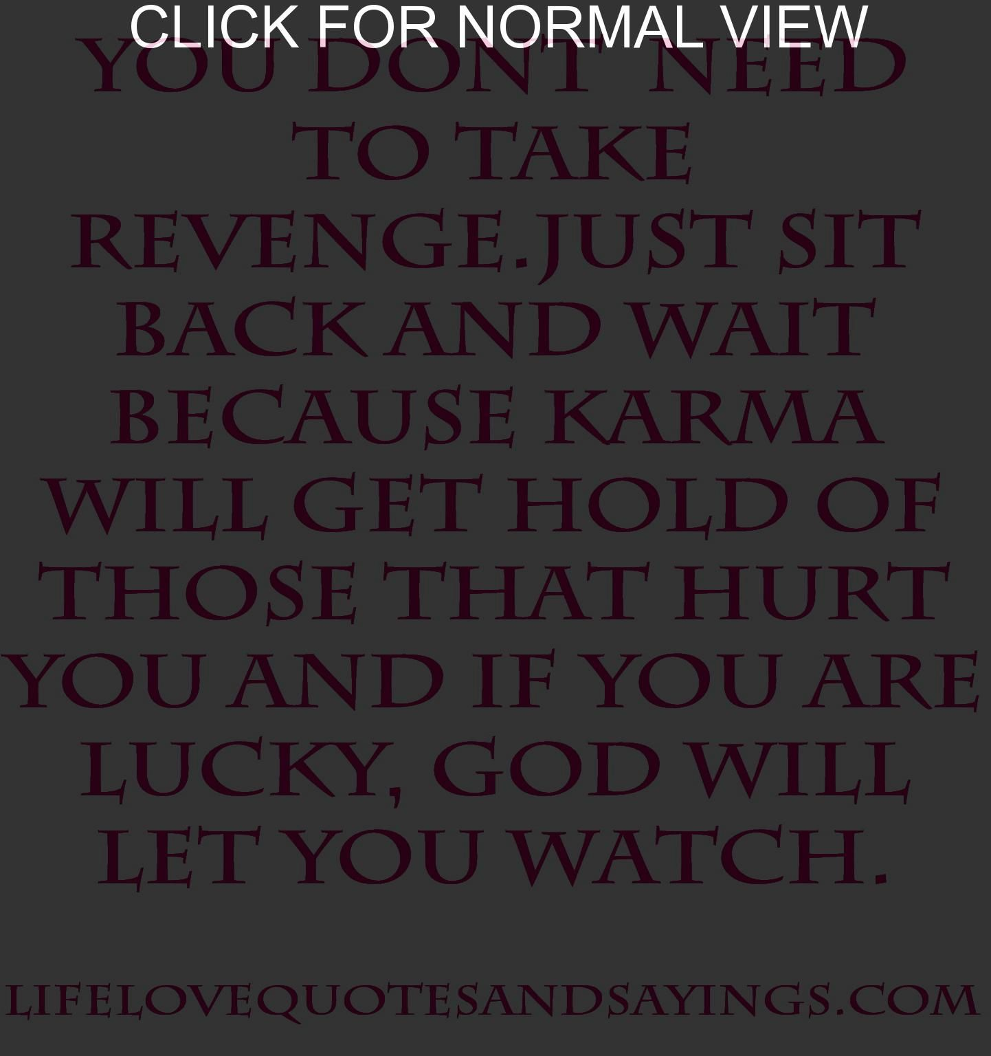 A theme of holding back on getting revenge in hamlet