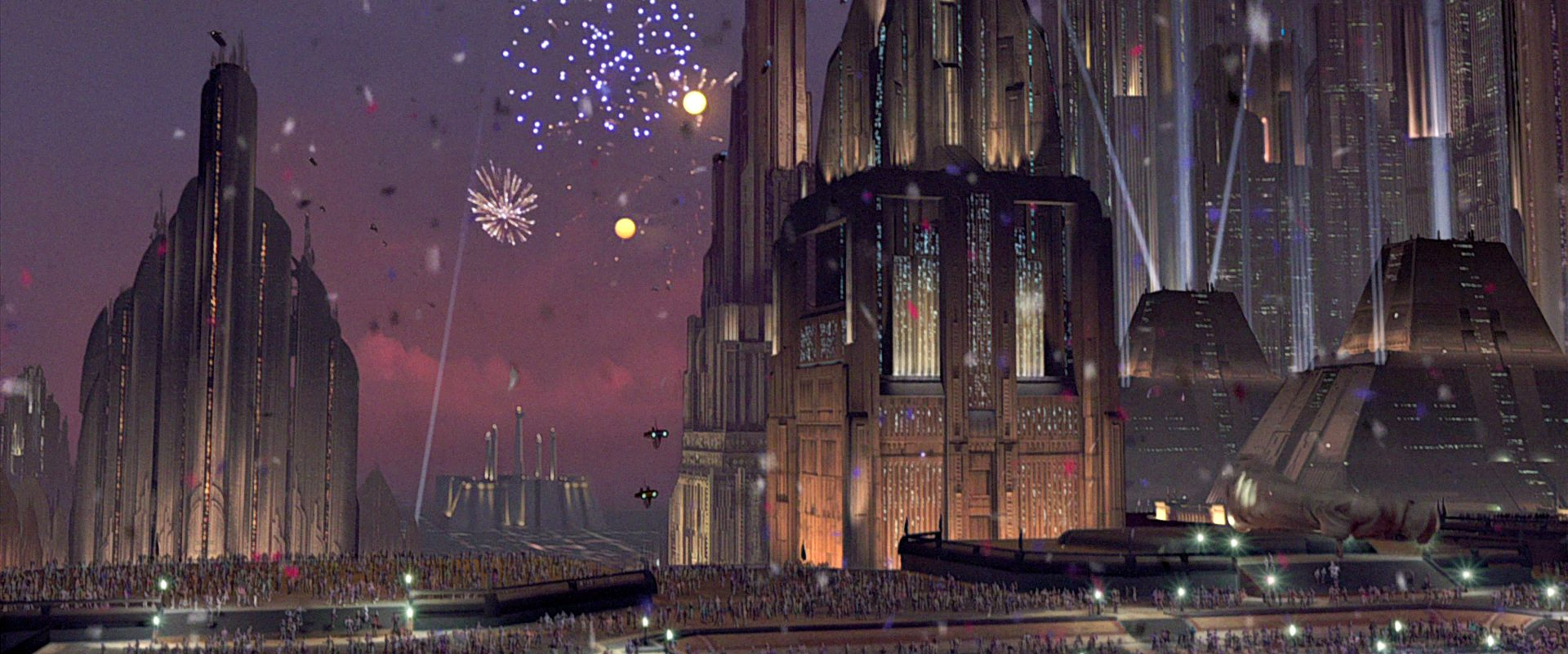 Future City Renderings Art Skyscrapercity Star Wars Planets Star Wars Artwork Star Wars