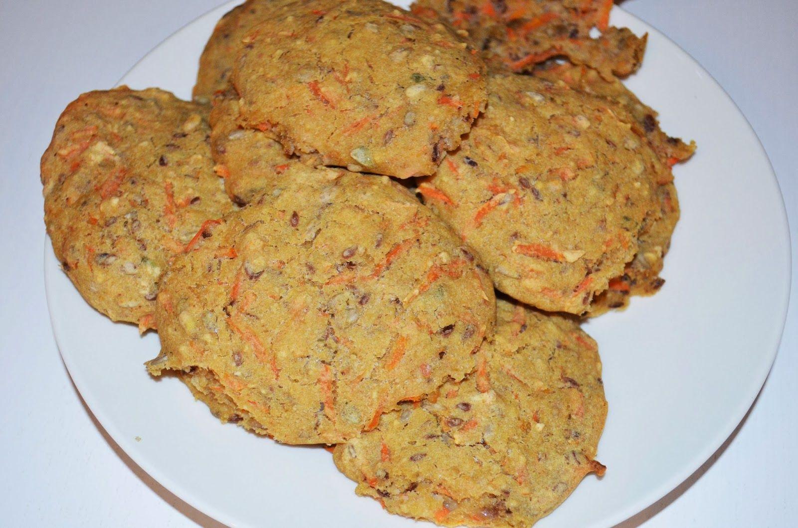 Vihreässä Keittiössä: Porkkanasämpylät