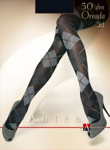 fd8de6bdad9 Oreada adrian er behagelig strømpebukser med flott mønster   Adrian ...