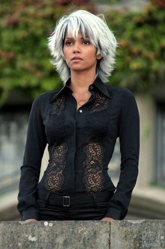 Ororo Munroe (Storm) | Холли берри, Светлые волосы ...