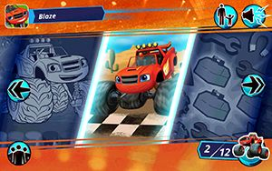 Blaze Et Les Monster Machines Joue Avec Blaze Nickelodeon Gaming Products Play Time