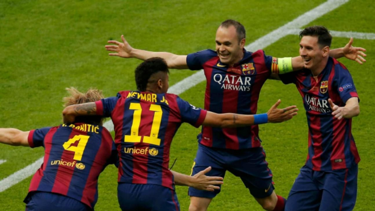 'I would open the door for him to come back' Barcelona