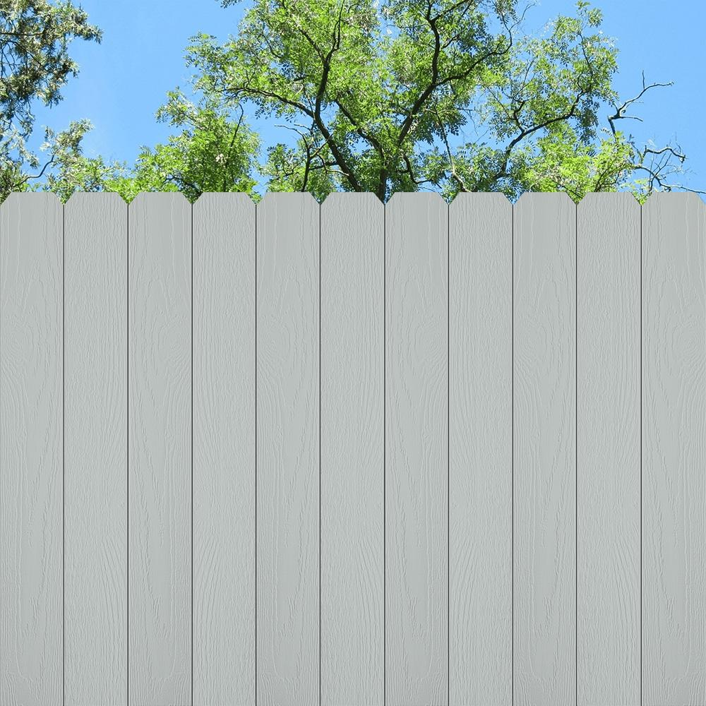 Behr 1 Gal 720e 2 Light French Gray Solid Color House And Fence Exterior Wood Stain 01101 In 2020