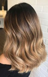 40 Best Hair Color Trends and Ideas for 2020 #BeautyBlog #MakeupOfTheDay #Makeup...