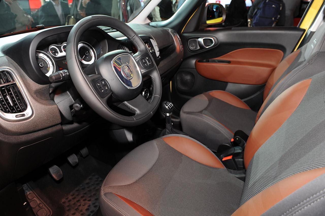 2014 Fiat 500l Interior View Search For Fiats On Www Carsquare