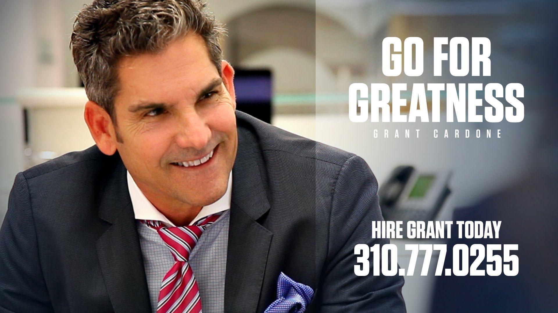 Who Is Grant Cardone Grant Cardone Best Motivational Videos Cardone