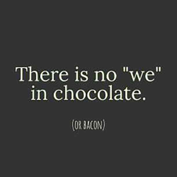 October 28 is National Chocolate Day, so to celebrate, we've gathered the very best chocolate quotes and funny chocolate memes out there. #chocolate #nationalchocolateday #quotes #chocolatequotes #chocolatememes