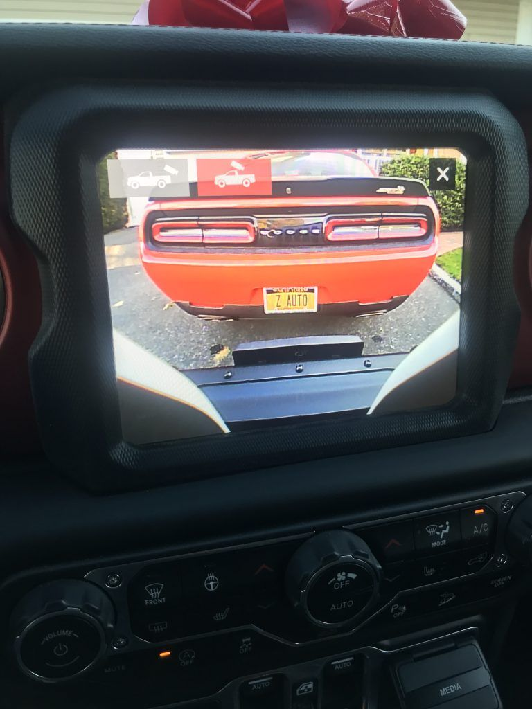 Jeep Wrangler Jl Front Camera With Images Wrangler Jl Jeep