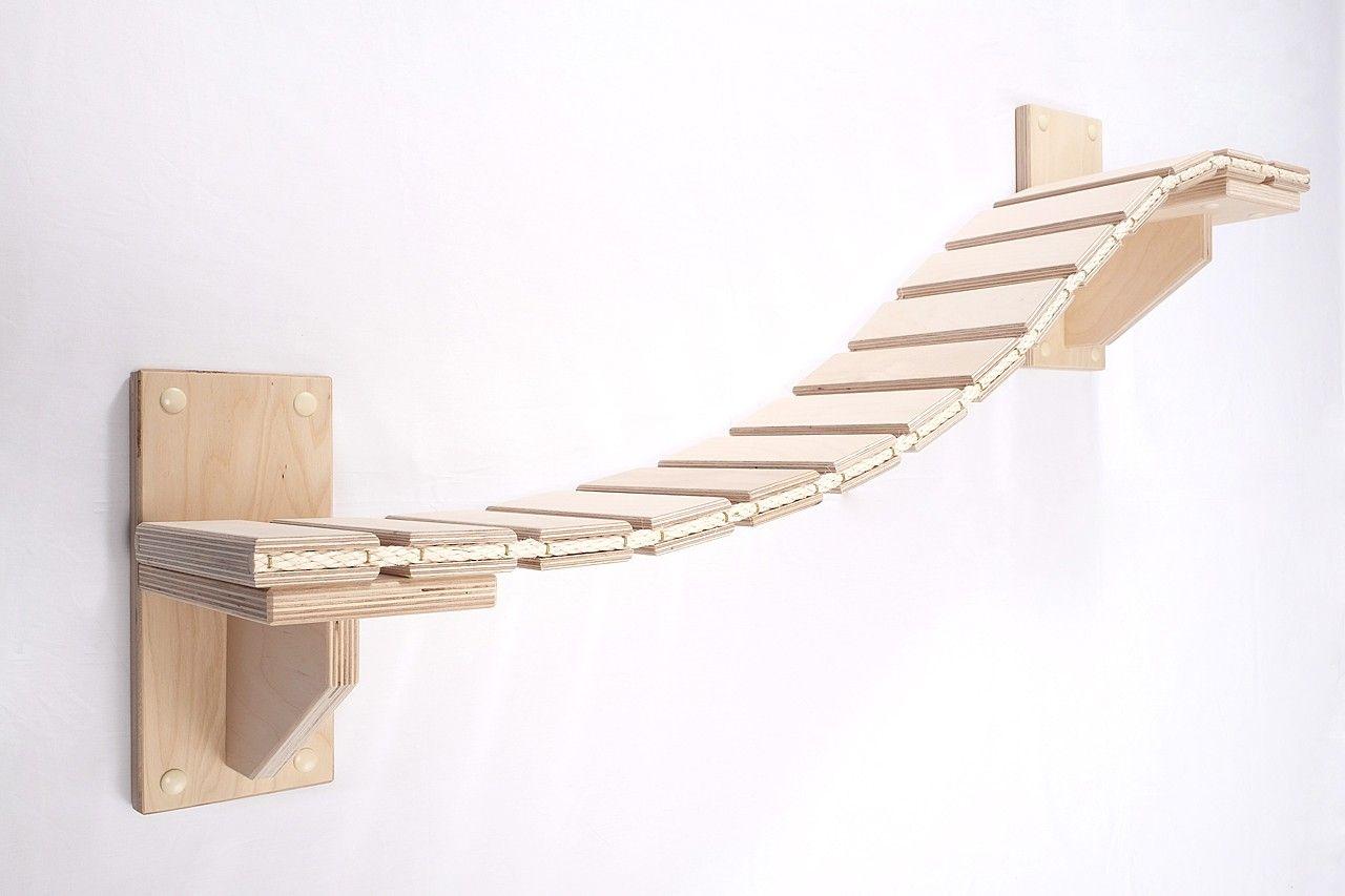 h ngebr cke alles f r die katz chat chaton und animalerie. Black Bedroom Furniture Sets. Home Design Ideas