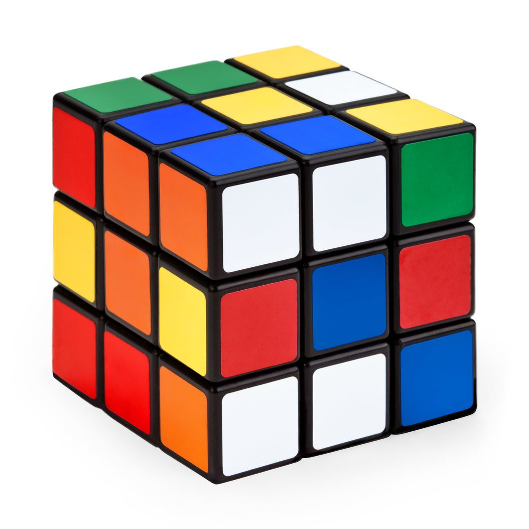 Rubik's Magic 90s Nostalgia Spel