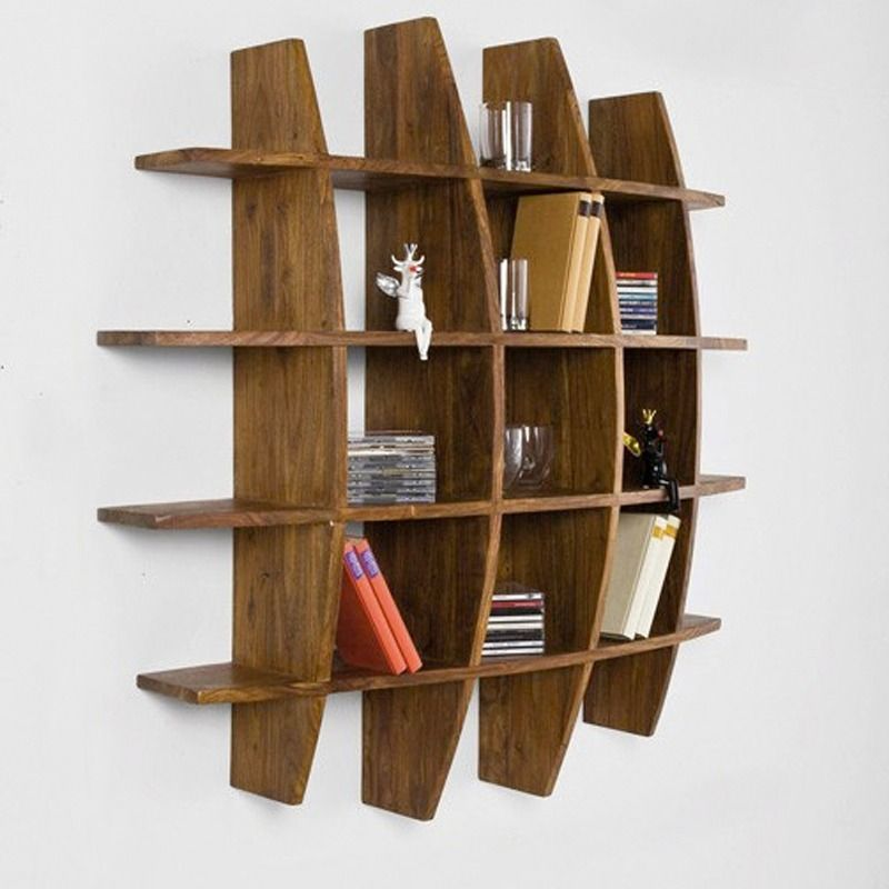 Outstanding Wooden Wall Rack Curvy Sheesham Wood Design With Hook Image Iron Basket For Plate Kitchen Nz Mo Buy Living Room Furniture Living Room Sets Furniture