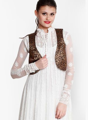 c6515aaead8 Ethnic Jackets for Women - Buy Women Ethnic Jackets Online in India ...