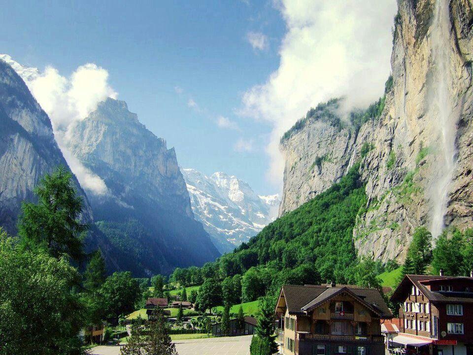 Lauterbrunne valley, switserland