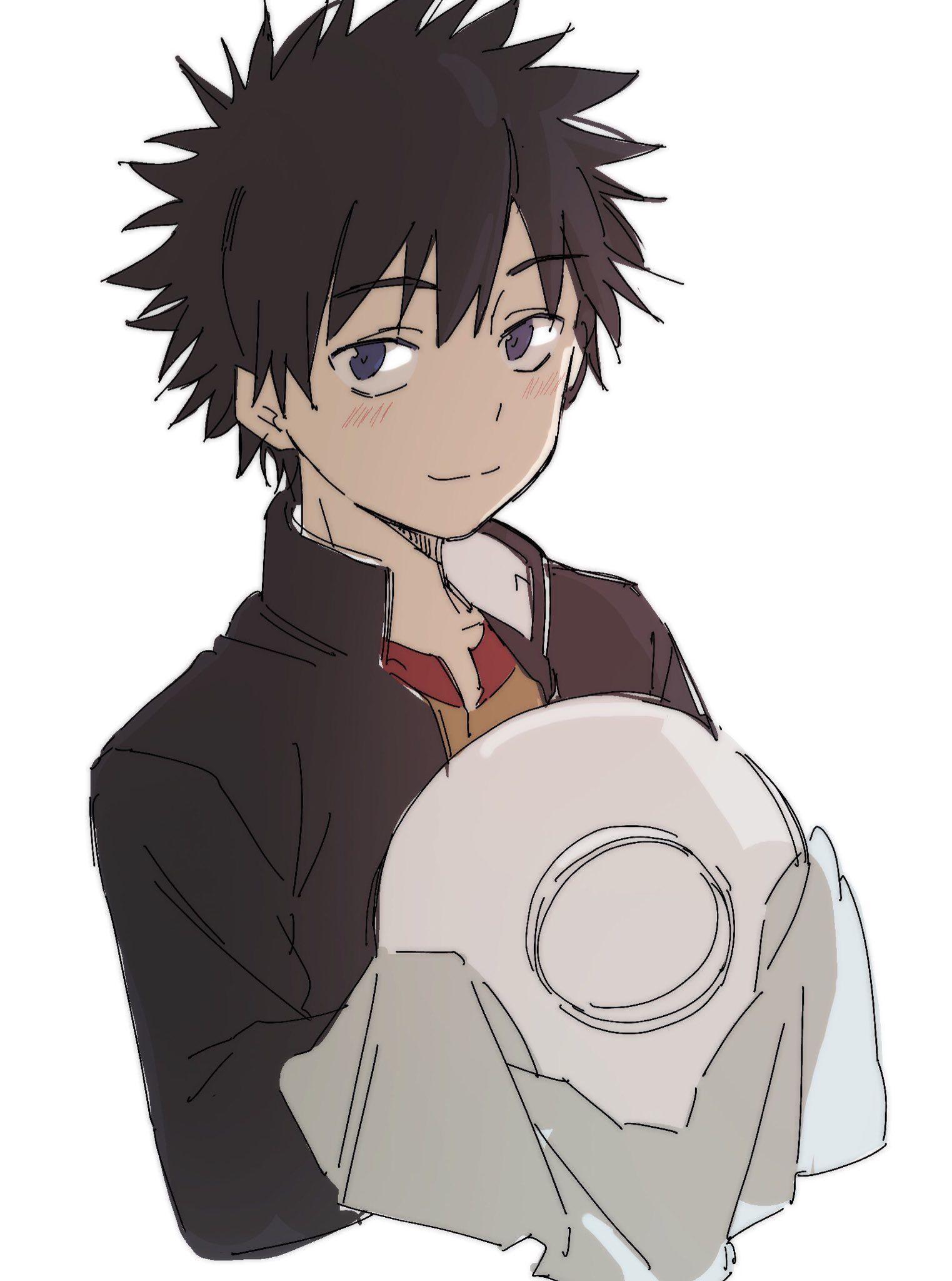 Kamijou Touma Anime, A certain scientific railgun, A