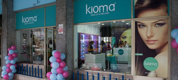 Kioma chegou a Lisboa
